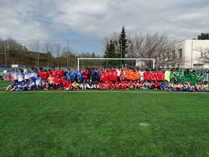 PHOTOS DE LA JOURNÉE DU 7 AVRIL 2018 – FESTIFOOT U13/U13F
